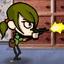 بازی آنلاین فلش روزهای مرگبار - زامبی تیر اندازی