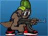 بازی آنلاین فلش لوبیای گانگستر - تیر اندازی