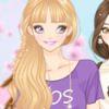 بازی آنلاین فلش مدل لباس تی شرت های شیک و ناز - دخترانه ست لباس