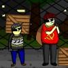 بازی آنلاین فلش آنلاین دزدان شبگرد - فکری