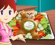 بازی آنلاین فلش شیرینی پزی خرس مهربون - دخترانه
