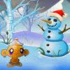بازی آنلاین فلش شاد کردن میمون نسخه کریسمس - ادونچر فکری