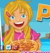 بازی آنلاین فلش مدیریتی پیتزا فروشی خانم پیپا - دخترانه