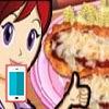 بازی آنلاین فلش آشپزی پارمسان مرغ - دخترانه