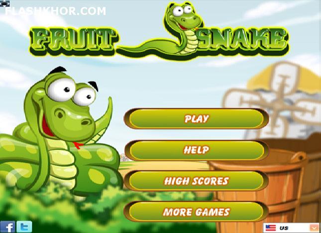 بازی آنلاین مار موبایل فلش