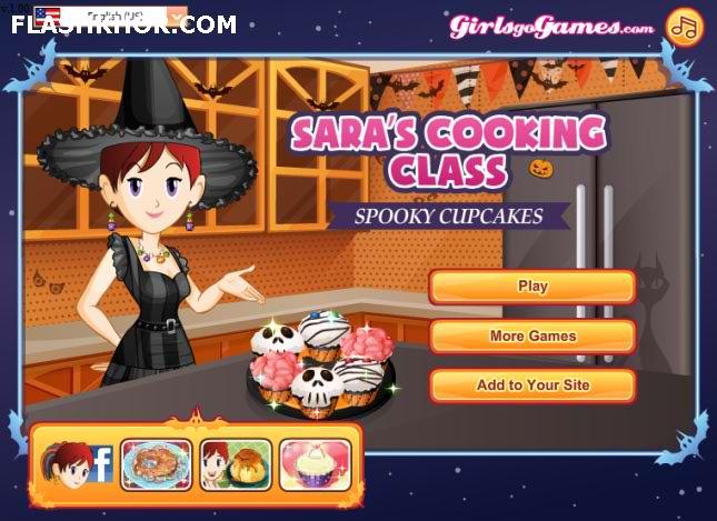 بازی آنلاین شیرینی پزی کیک اشباح - دخترانه فلش