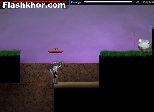 بازی آنلاین سرباز مدرن 2 - تیر اندازی فلش