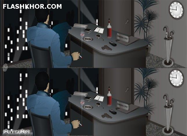 بازی آنلاین اختلاف تصاویر کتاب مرگ - فکری فلش