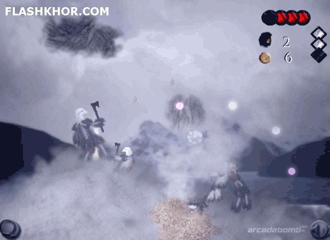 بازی آنلاین جرقه و گرد و غبار - اکشن فلش