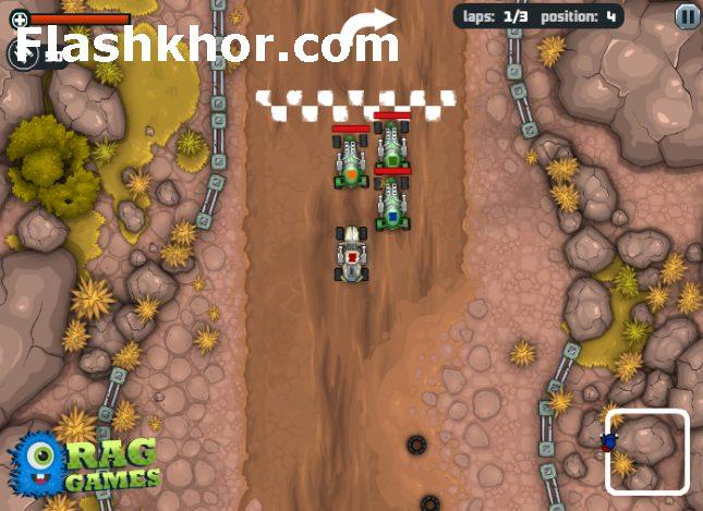 بازی آنلاین دریفت ماشین برای کامپیوتر فلش