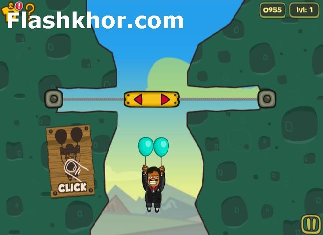بازی آنلاین فیزیکی فکری آمیگو پانچو 4 فلش