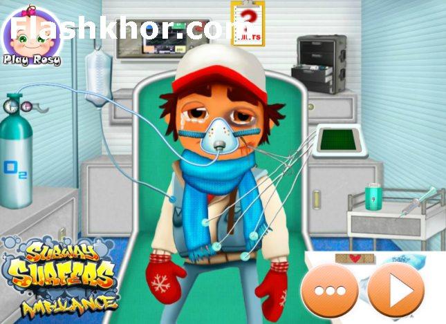 بازی آنلاین موج سواران مترو کم حجم برای کامپیوتر pc فلش