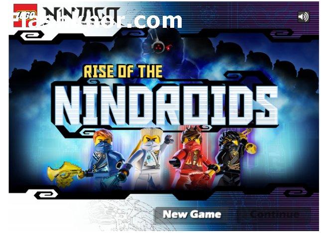 بازی آنلاین نینجاگو رایگان نیندروید فلش