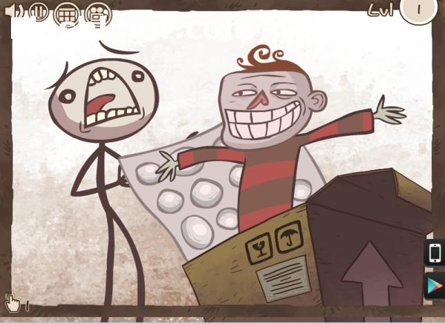 بازی آنلاین ترول شیطنت 13 رایگان فلش