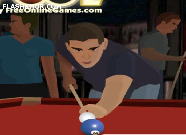 بازی آنلاین بیلیارد کوچک 3 - ورزشی فلش