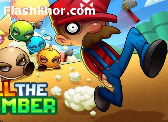 بازی آنلاین قارچ خور جدید ماریو کشتن لوله کش 2 فلش