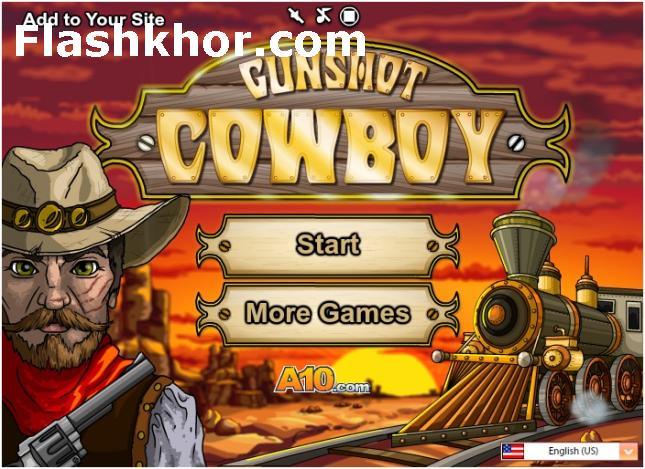 بازی آنلاین کابویی برای کامپیوتر اندروید فلش