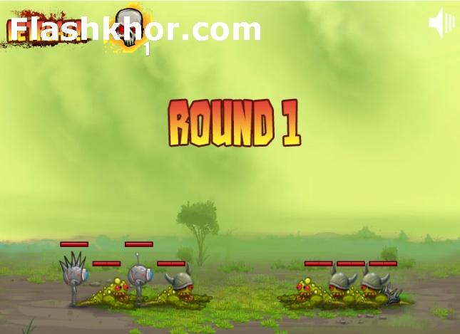 بازی آنلاین کارخانه هیولاها 2 فلش