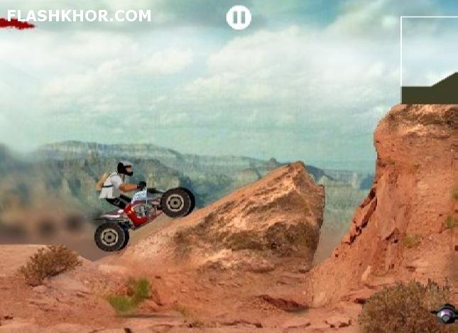 بازی آنلاین ماشین سواری آ تی وی 3 - ورزشی فلش