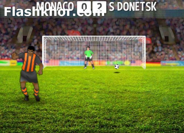 بازی آنلاین فوتبال 2016 هیجانی اندروید کامپیوتر آیفون فلش