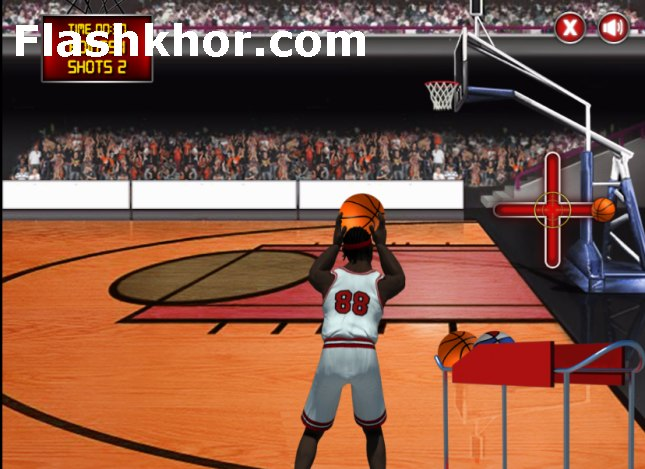 بازی بسکتبال اندروید nba جهانی آنلاین کامپیوتر آیفون