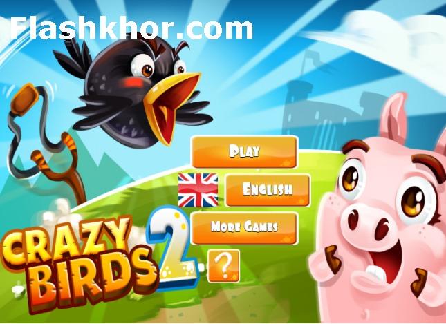بازی پرندگان دیوانه 2 اندروید بازی آنلاین کامپیوتر آیفون