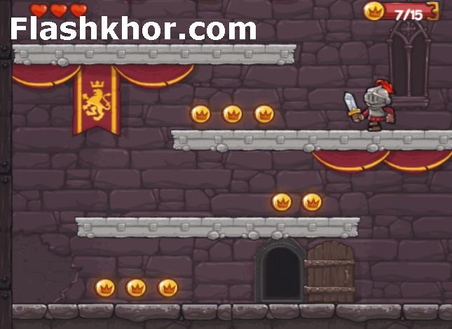 بازی شوالیه تاریکی اندروید شجاع بازی آنلاین کامپیوتر آیفون