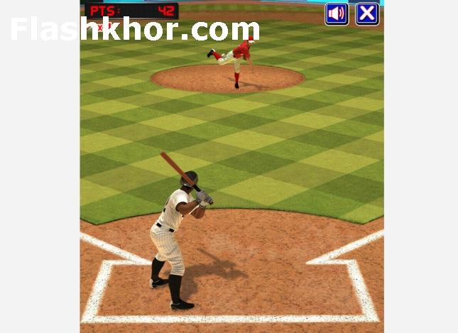 بازی بیسبال اندروید ستاره حرفه ای بازی آنلاین کامپیوتر آیفون