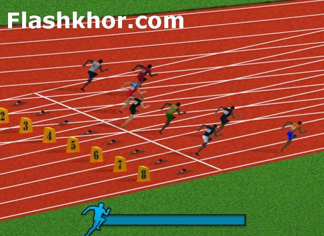 بازی دو و میدانی اندروید دو 100 متر بازی آنلاین کامپیوتر آیفون