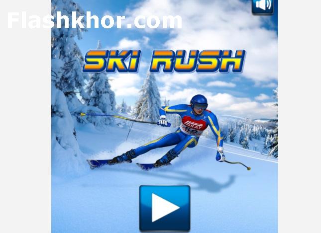 بازی اسکی روی برف اندروید المپیک بازی آنلاین کامپیوتر آیفون