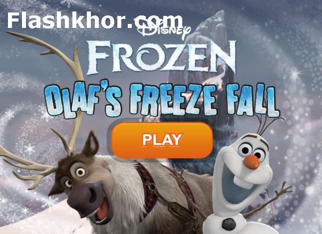 بازی اولاف اندروید بازی آنلاین کامپیوتر فروزن صعود یخی دخترانه
