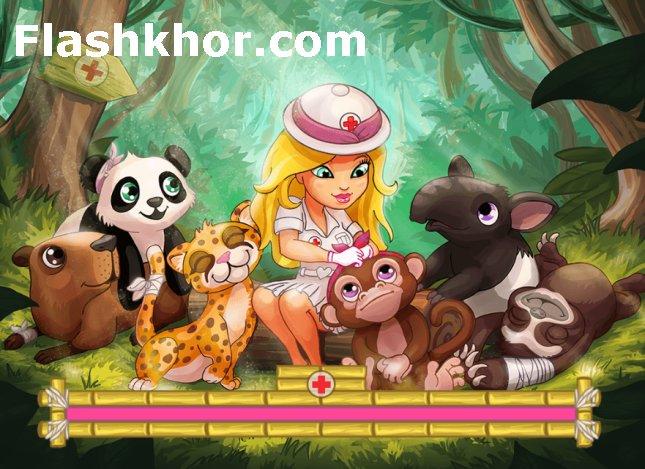 بازی حیوانات وحشی اندروید آنلاین کامپیوتر جنگل