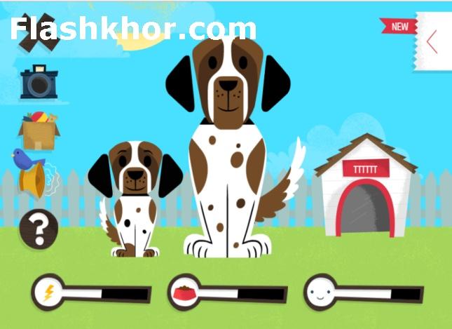 بازی نگهداری از حیوانات خانگی برای اندروید بازی آنلاین کامپیوتر