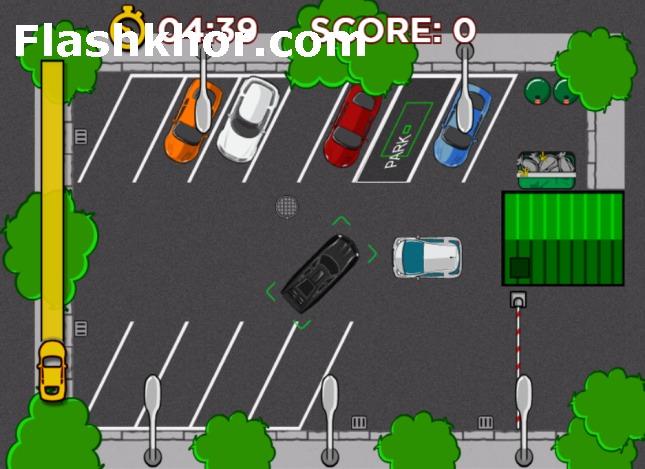 بازی پارکینگ ماشین اندروید آنلاین کامپیوتر