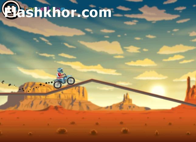 بازی موتورسواری اندروید رایگان آنلاین