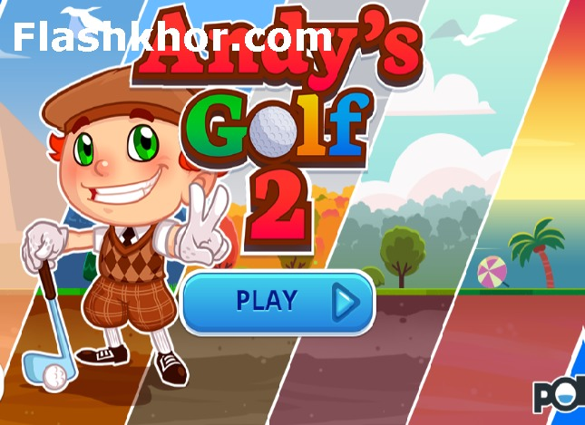 بازی گلف اندروید رایگان آنلاین گلف حرفه ای