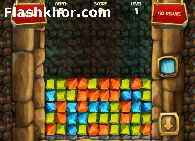بازی گلد راش برای اندروید gold rush بازی آنلاین کامپیوتر شکار گنج