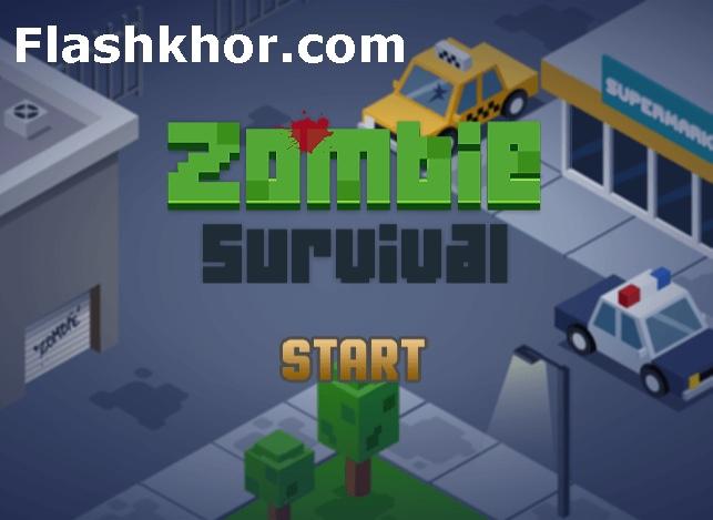 بازی زامبی برای اندروید بدون دیتا بازی آنلاین نجات از شهر