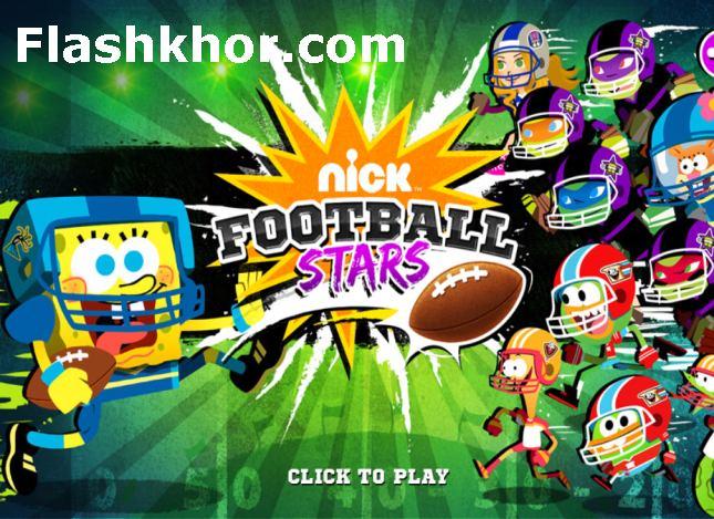 بازی فوتبال آمریکایی باب اسفنجی اندروید بازی آنلاین کامپیوتر