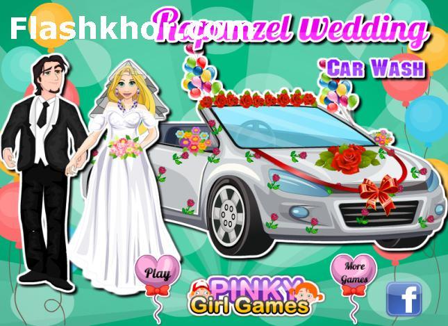 بازی تزیین ماشین عروس آنلاین طراحی باربی