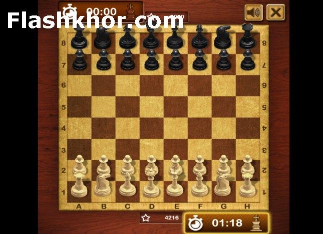 بازی شطرنج آنلاین دونفره اندروید رایگان
