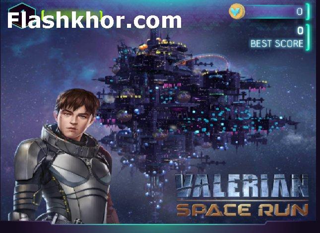 بازی runner برای اندروید آنلاین رانر فضایی