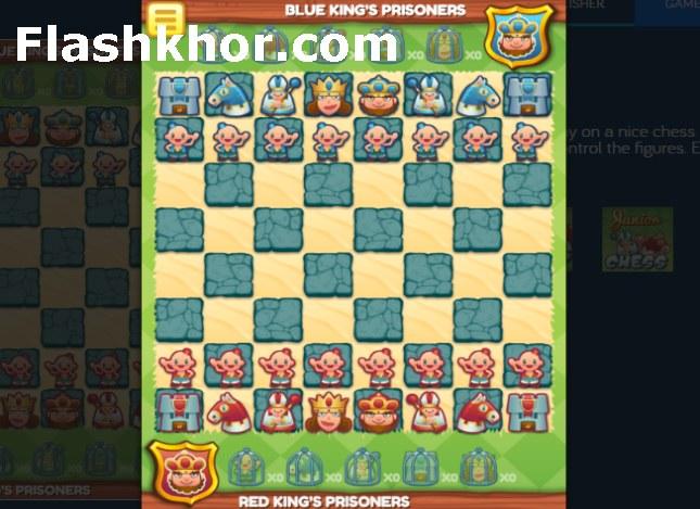 بازی شطرنج برای کامپیوتر رایگان کم حجم