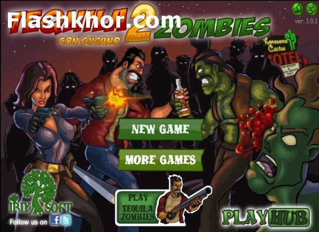بازی زامبی برای کامپیوتر کم حجم زامبی کشی