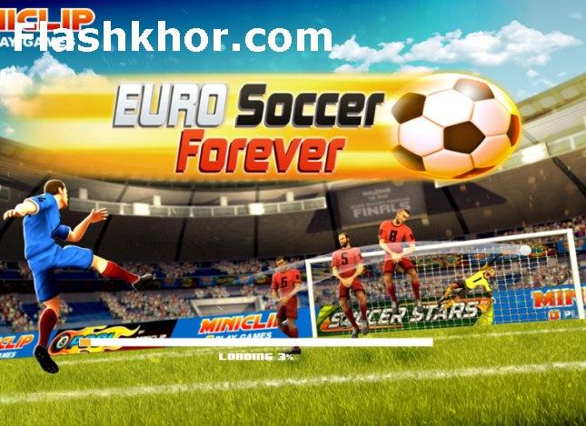 بازی جدید فوتبال برای کامپیوتر سه بعدی