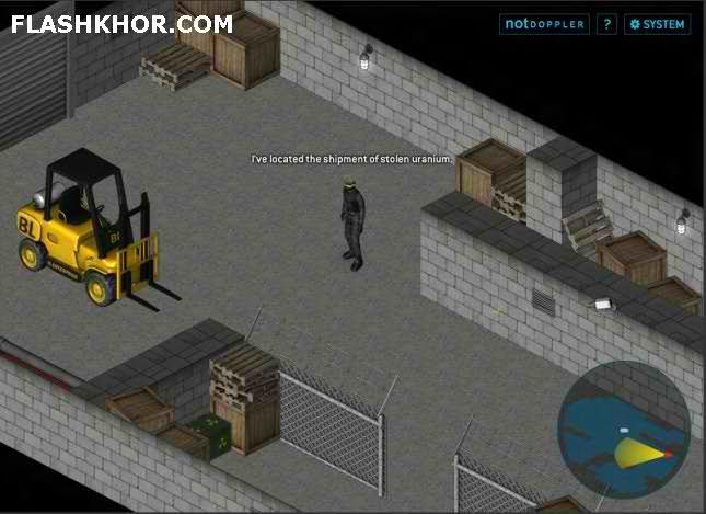بازی آنلاین stealth فلش