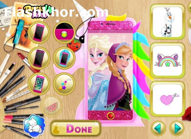 بازی تعمیرات موبایل تعمیر گوشی آنلاین