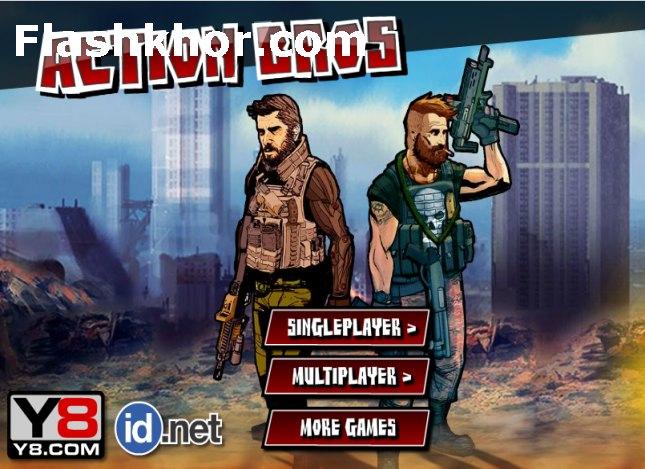 بازی تفنگی جدید برای pc آنلاین