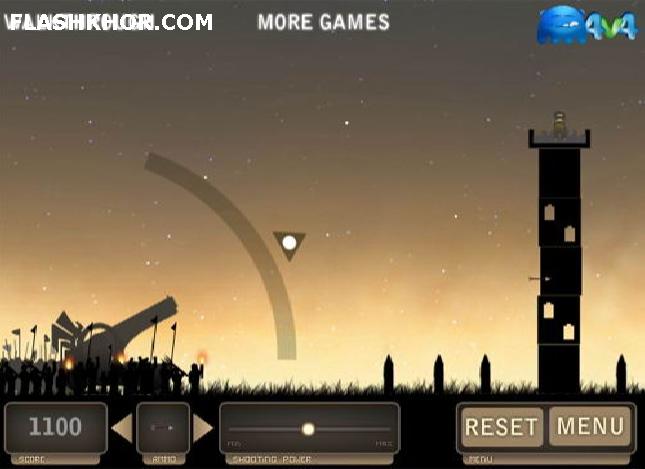 بازی آنلاین crusade 2 فلش