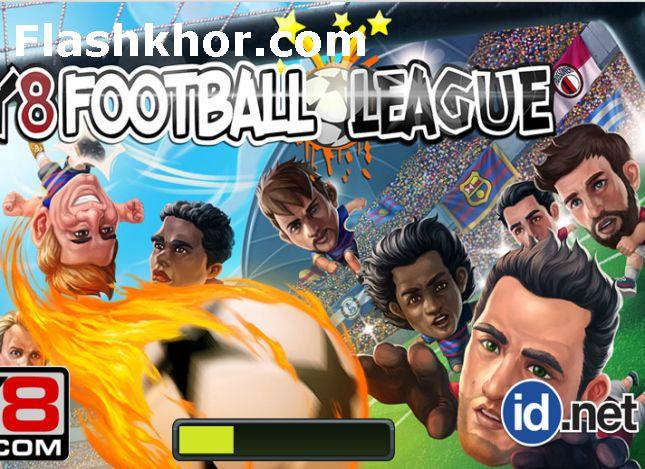 بازی فوتبال برای کامپیوتر رایگان آنلاین لیگ قهرمانان